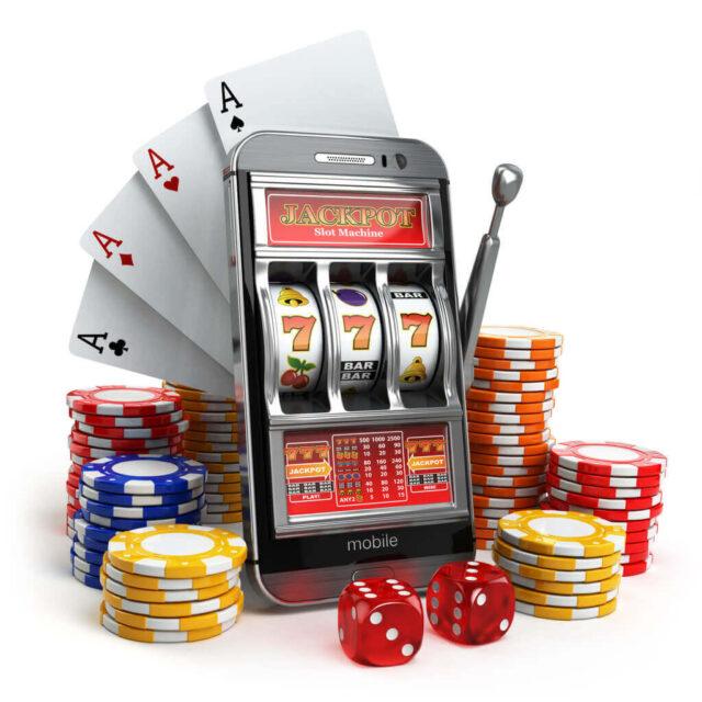 Penggunaan Mesin Slot Online Paling Populer